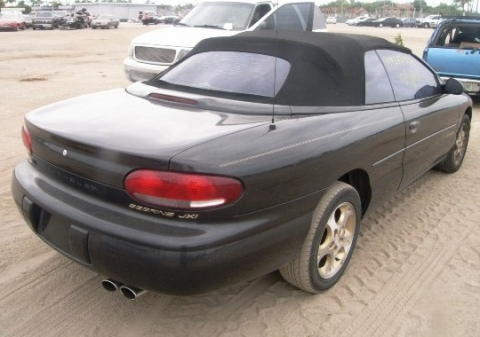 1999 chrysler sebring jxi convertible v8import. Black Bedroom Furniture Sets. Home Design Ideas