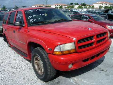 on 1995 Dodge Dakota 4x4